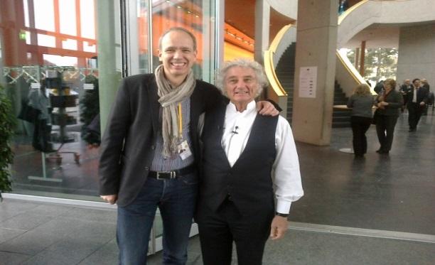 Samy Molcho, Experte für Körpersprache